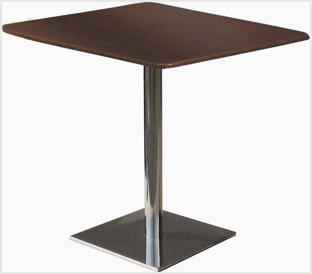 Преимущества металлических опор для стола