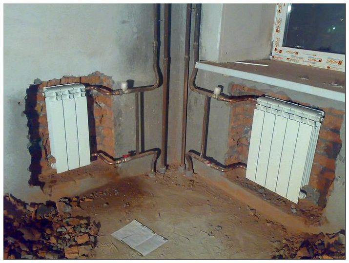 Давление в системе водоснабжения жилых домов