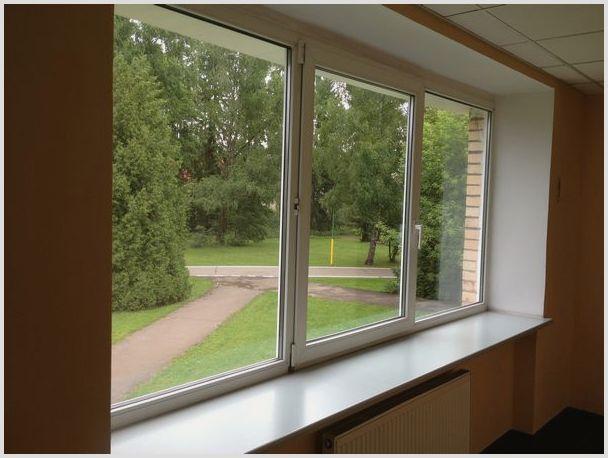 окно ПВХ для кухни