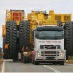 Кто должен выполнять перевозку негабаритных грузов?