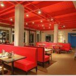 Как оформить освещение в современном кафе