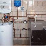 Системы отопления с равномерным распределением температуры по всему контуру