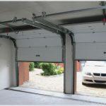 Деякі тонкощі монтажу секційних гаражних воріт