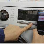 Диагностика поломок в стиралках Samsung