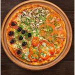 Вкусная пица