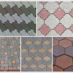 Достоинства и изготовление тротуарной плитки