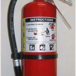 Огнетушители – проверенные средства для самостоятельного тушения пожара