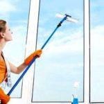 Как правильно мыть оконные стекла?