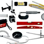 Инструменты, приборы и материалы для ремонта