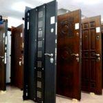 Выбор и установка металлических дверей