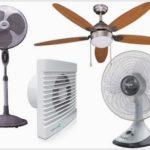 Классификация вентиляторов