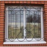 Кованые решетки на окна любой сложности от проверенного изготовителя