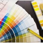 Выбираем цвет при ремонте помещения