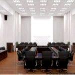 Как отремонтировать конференц-зал