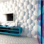 Объемные панели для декорирования стен
