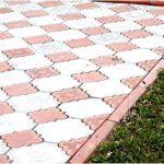 Разновидности и изготовление тротуарной плитки