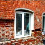 Ремонт и восстановление кирпичного дома