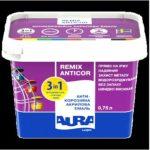 Антикоррозионная акриловая эмаль AURA Luxpro Remix Anticor