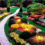 Ландшафтный дизайн: принципы и особенности проектирования