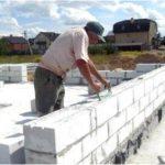 Строим дом из газоблоков