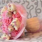 Оригинальный подарок на все случаи жизни – игрушки из цветов