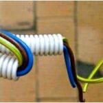 Как провести телефонный кабель в квартиру