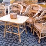 Рынок плетеной мебели