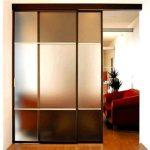 Стеклянные межкомнатные двери и перегородки для квартир и домов