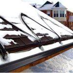 Греющий кабель – лучшая профилактика ледяных пробок