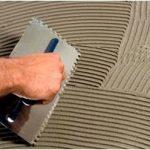 Как выбрать хороший клей для плитки?