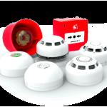 Пожарная система сигнализации
