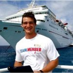 Зарплата до 3500 евро за работу на круизном лайнере?