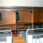 Как подобрать мебель для воинской части