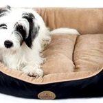 Лежаки для собак: как подобрать кроватку для питомца