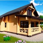 Продажа деревянных домов по любой из 6 технологий компании  «Современные деревянные дома»