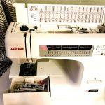 Что умеет электромеханическая швейная машина