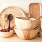 Преимущество деревянной посуды