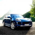 Как защитить автомобили porsche cayenne и порше 911 от коррозии?