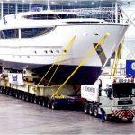 Особливості перевезень негабаритного вантажу
