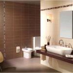 Плитка из керамики для ванной комнаты