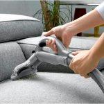 Преимущество химчистки мягкой мебели