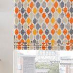 Рулонные шторы на кухню – достойное дополнение всего интерьера