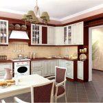 К выбору мебели для кухни следует подходить особенно тщательно