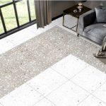 Керамическая плитка, универсальный материал для строительства