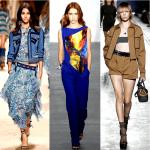Магазины одежды уже предлагают модные тренды года