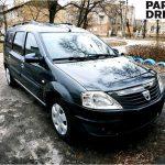 На что обратить особое внимание при покупке Dacia Logan бу?