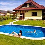 Преимущество бассейна на собственной даче