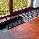 Преимущество канального радиатора отопления