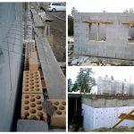 Как быстро построить стены? быстрое строительство с солбетом