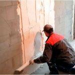 Как подготовить межкомнатные стены перед штукатуркой?